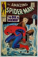 Amazing Spider-Man 52 ~+~ Key: 3rd App of the Kingpin ~+~ John Romita, Sr. Cover