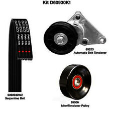 Serpentine Belt Drive Component Kit Dayco D60930K1