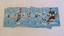 2013 ESP Traders Sharks Base Card Team Set
