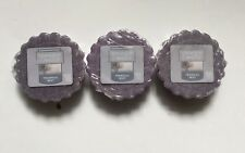 Yankee Candle TRANQUIL MIST 3 TARTS WAX MELTS NEW HTF SCENT
