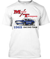 Mickey Thompson 1969 - Racing Team Hanes Tagless Tee T-Shirt