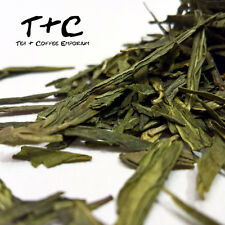 Lung Ching Tea Imperial Dragon Well (Long Jing) Premium Chinese Green Tea