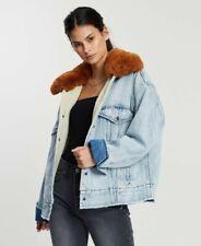 Levis sherpa jacket new medium rrp $199