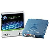 HP Computer-Datenkassetten-Rohlinge 320 GB