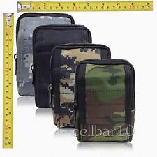 Minor Waterproof Modular Hiking GPS  PSP Digital ACU Army Waist Utility Tool Bag