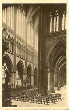 METZ 11 intérieur de la cathédrale éd yvon