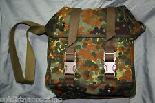 German Flecktarn Haversack Shoulder Bag - brand new item