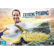 Extreme Fishing Robson Greene Series Seasons 1-7 new DVD Box Set Region 4 R4