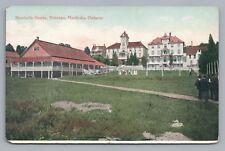 Monteith House—Rosseau MUSKOKA Rare Antique Hotel PC Ontario UDB 1900s