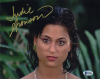 JUDIE ARONSON SIGNED AUTOGRAPHED 8x10 PHOTO FRIDAY THE 13th SAMANTHA BECKETT BAS