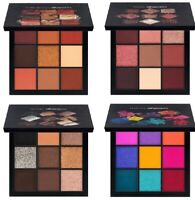 9 Color Pearlescent Matte Shimmer Eyeshadow Palette Glitter Cosmetic Gift Set