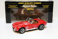 1:18 ERTL Shelby Cobra 1966 1/4 Mile red NEW bei PREMIUM-MODELCARS