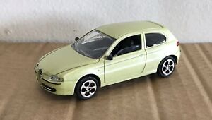 Majorette Alfa Romeo 147 Car Model (Beige), 5915850