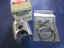 "NOS Polaris 3084450 Piston w/ Rings 0.010"" oversize for 92-94 Indy XLT 580"