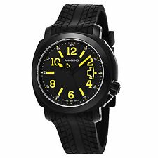 Anonimo Men's Sailor Swiss Automatic Black Rubber Strap Watch AM200002010A01