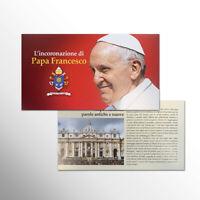 L'incoronazione di Papa Francesco | Francobolli Vaticano, Italia e Argentina