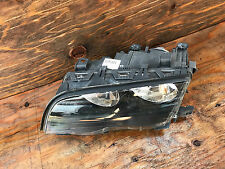 1999 2000 2001 BMW 323i 325i 328i E46 left driver halogen headlight 6902753