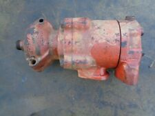 New Listingford Tractor 600 641 800 801 841 861 Hydraulic Pump Round Piston Style