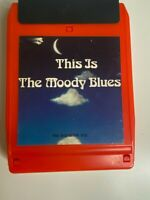 Moody Blues This is Moody Blues 8 Track Tape Tested Part 1