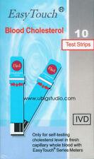 Refill Strips Pack for GCHB Tester Device: Glucose Cholesterol hemoglobin Lancet