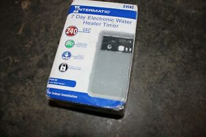 *INTERMATIC* EH40 7-Day Electronic Water Heater Timer  - OPEN BOX