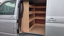 VW Transporter T6 2015 SWB Bulkhead and O/Side Front Section