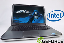 "Gaming Laptop Dell XPS Intel Core i5 6GB RAM 15.6"" 750GB HDD Geforce GT525M GPU"