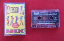 MACARENA MIX COMPILATION 1995 CASSETTE AUDIO K7 BON ETAT