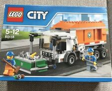 LEGO CITY REFUGE TRUCK SET 60118 AGE 5-12