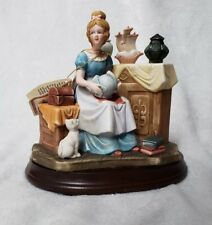 Norman Rockwell Music Box Dreams in the Antique Shop figurine Beautiful Dreamer