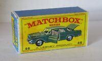 Repro Box Matchbox 1:75 Nr.46 Mercedes 300 SE Coupe