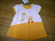 Vestito abito CHICCO neonata bambina 9 mesi in cotone nuovo Euro 26,90