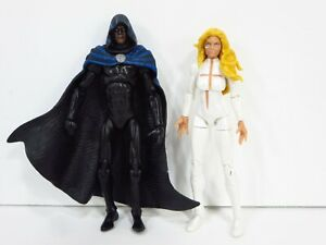 "Marvel Universe Cloak And Dagger 3.75"" Action Figures Series 5 Knights Loose"