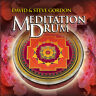 DAVID & STEVE GORDON Meditation Drum CD NEU / Indian Drums/Native Flutes/New Age