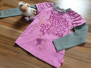 Pampolina Langarmshirt Langarm Shirt Lagenlook