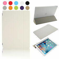 FUNDA SMART COVER + CASE TABLET APPLE IPAD 6 IPAD AIR 2 - BLANCO