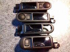 VW Golf 4 IV Set 4x Türgriff Chrom FH Schalter 3B1837113K 3B1837113Q 3B0839113