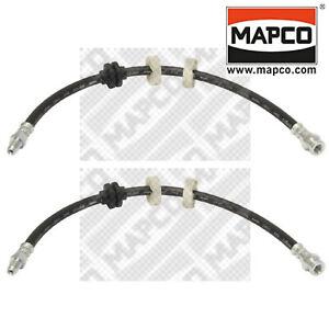 2x Bremsschlauch MAPCO 3340 2 Bremsschläuche rechts links Vorderachse