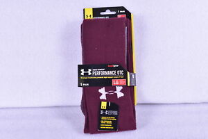 Men's Under Armour Performance Over the Calf Socks - Choose Color & Size