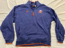 M164 Rare NIKE N.Y Islanders Sweater Sweatshirt Jacket Shirt MEN M Jersey NHL
