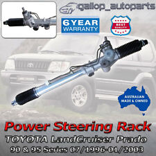 For Toyota Landcruiser Prado 90 & 95 Series Power Steering Rack 07/1996- 01/2002