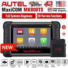 Autel MaxiCOM MK808TS OBD2 Bluetooth Diagnostic Scanner Full Systems Code Reader