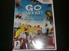 LUCKY LUKE GO WEST  Nintendo Wii  NEW  SEALED WESTERN GAME