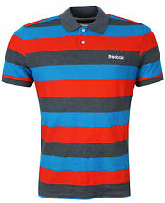 Reebok Collared Casual Shirts & Tops for Men