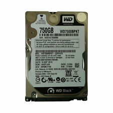 "WD Black Label 750GB 7200RPM 2.5"" SATA WD7500BPKT Laptop Hard Drive For Dell"