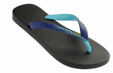 Ipanema Bicolour Womens Flip Flops Beach Pool Sandals Holiday Black Blue