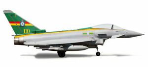 Herpa Wings 555562 Typhoon FGR. 4 RAF No 3 Sqn '100th Anniversary' 1/200 Scale
