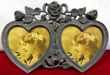 Antique Style Metal Photo Frames