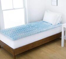 "Authentic Comfort 2"" Foam Mattress Topper College Sizes - Twin XL Twin Full"