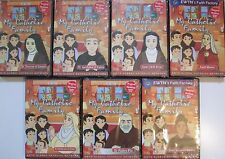 EWTN'S CHILDREN'S ANIMATED MY CATHOLIC FAMILY* VOLUME 2* 7-DVD SET